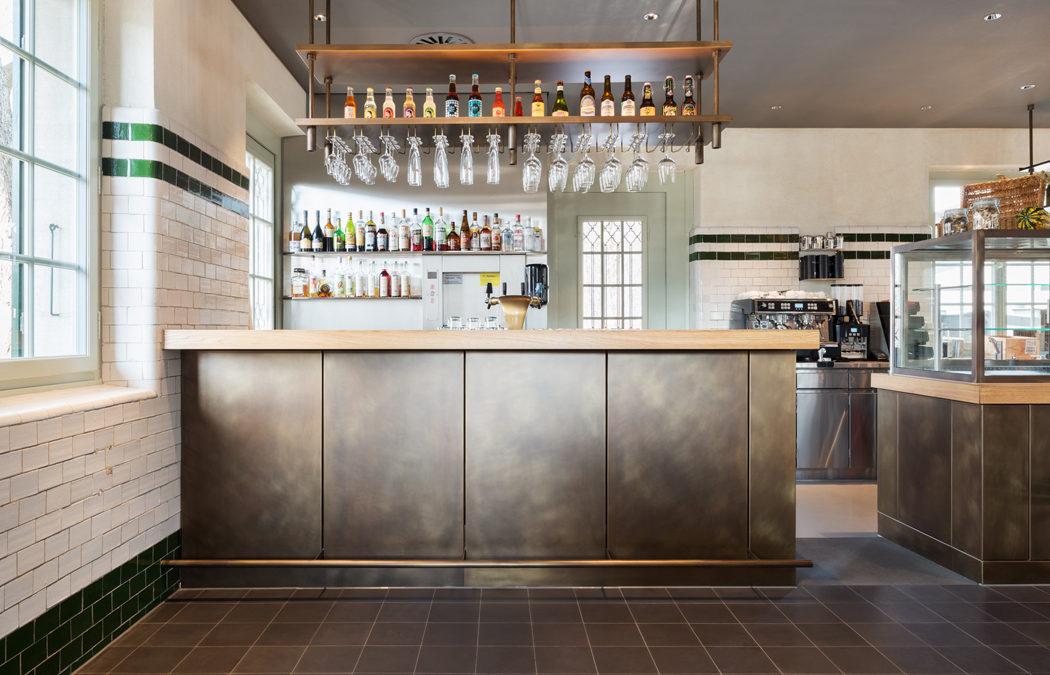 Umbau Restaurant «Freibank», Bern