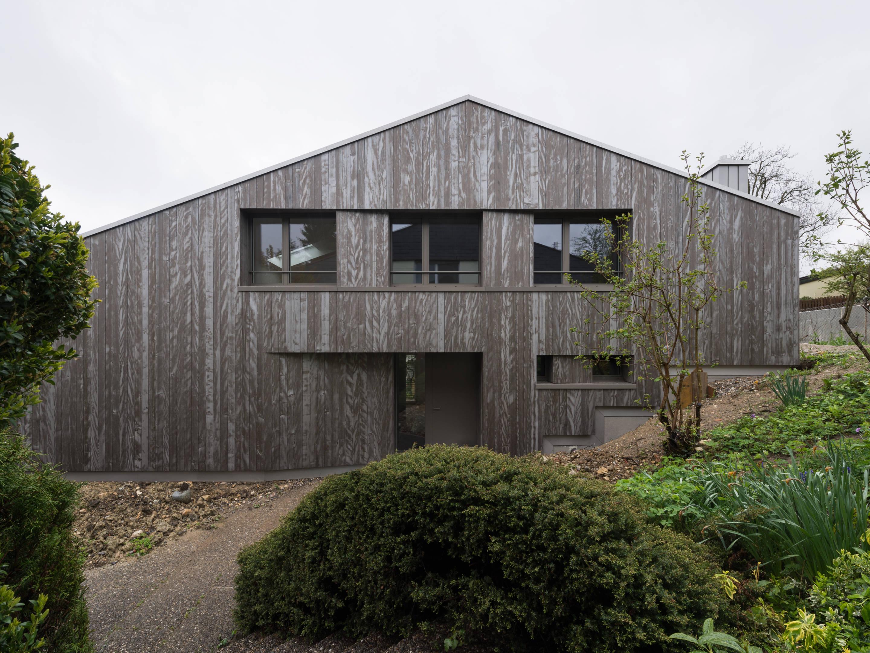 Umbau Wohnhaus, Riedholz