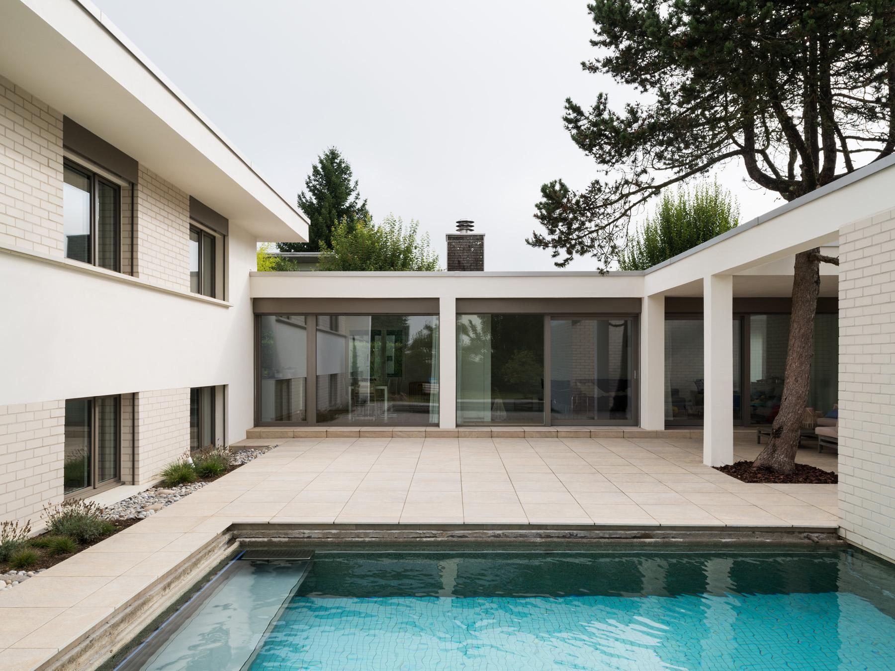 Umbau Wohnhaus, Feldbrunnen