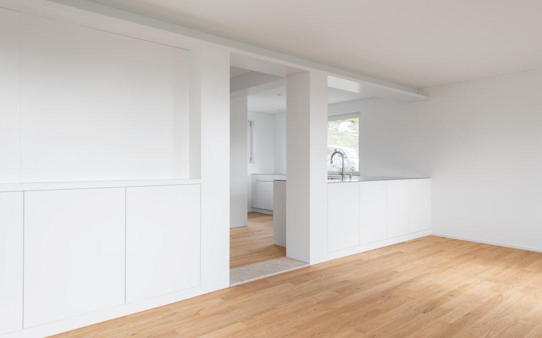 Umbau Wohnhaus, Langendorf