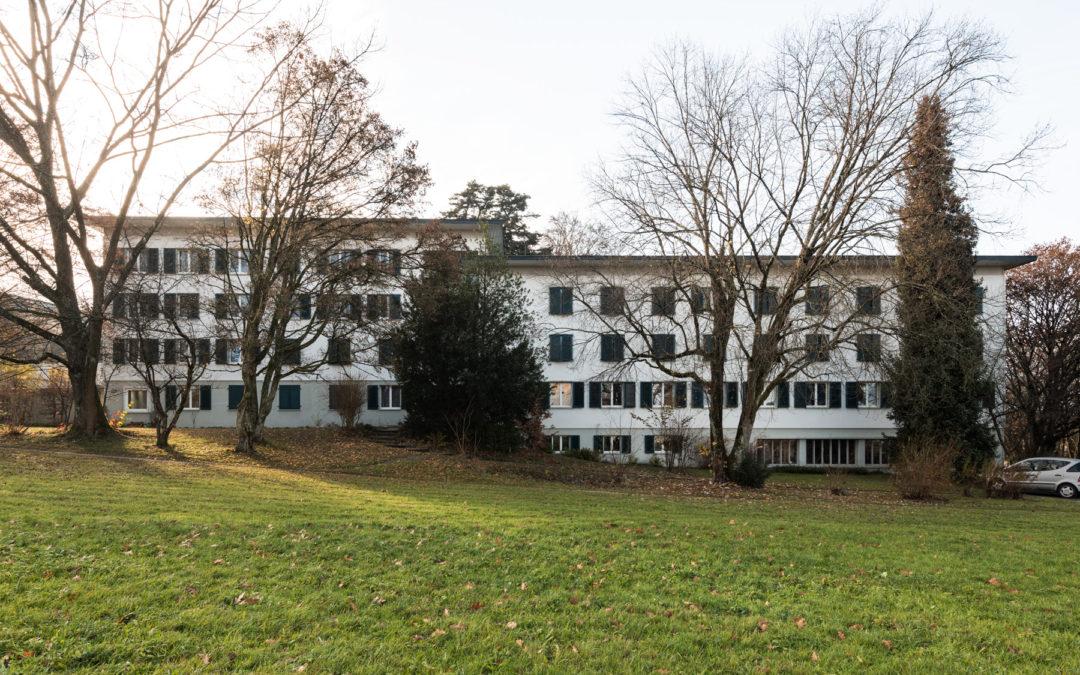 Umbau Ordenshaus, Solothurn