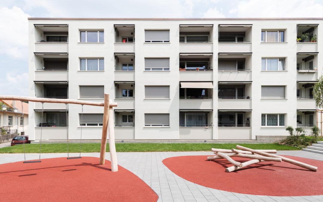 Sanierung Wohnliegenschaft, Burgdorf
