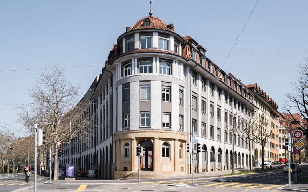 Sanierung Geschäftshaus Nordring, Bern