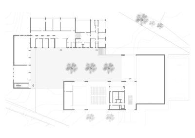 Wettbewerb Neubau Schulanlage, Ueberstorf