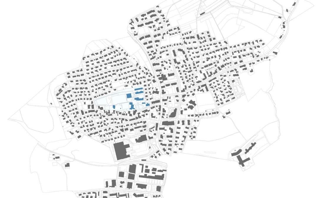Raumplanung Schulraumerweiterung, Langendorf