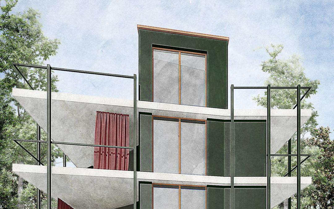 Neubau Mehrfamilienhaus, Feldbrunnen