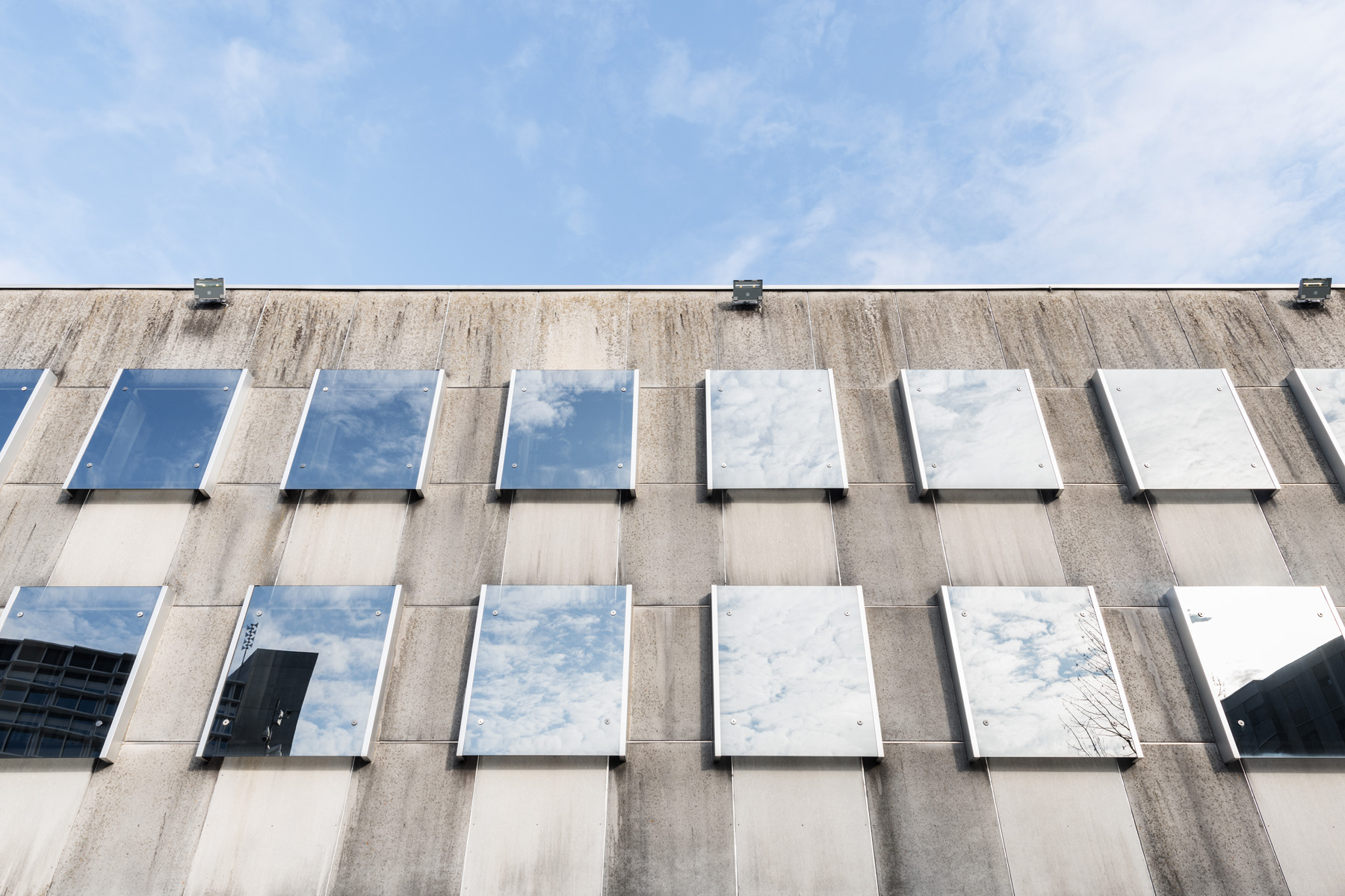 Sanierung Untersuchungsgefängis, Solothurn
