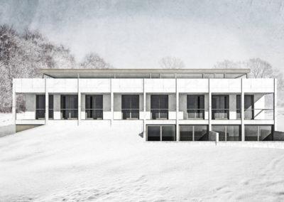Neubau Mehrfamilienhaus, Oberdorf