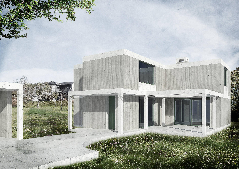Neubau Wohnhaus, Riedholz